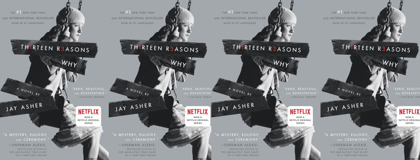 Book Review 13 Reasons Why Brunching Bookworms